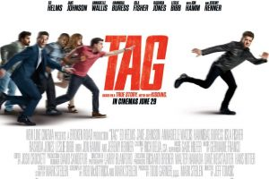 Win TAG Official Movie Merchandise Prize Pack