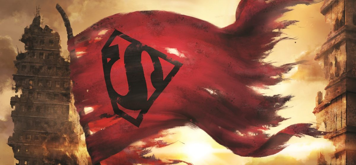 Win The Death of Superman on DVD- Out Now on Digital Download, Blu-ray™ and DVD