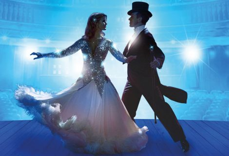 Anton Du Beke and Erin Boag Return to Venue Cymru in 2019