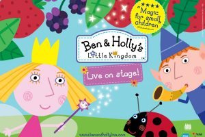 Ben and Holly's Little Kingdom is coming to Venue Cymru