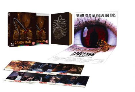 Candyman the classic 90s horror, heads to Limited Edition Blu-ray