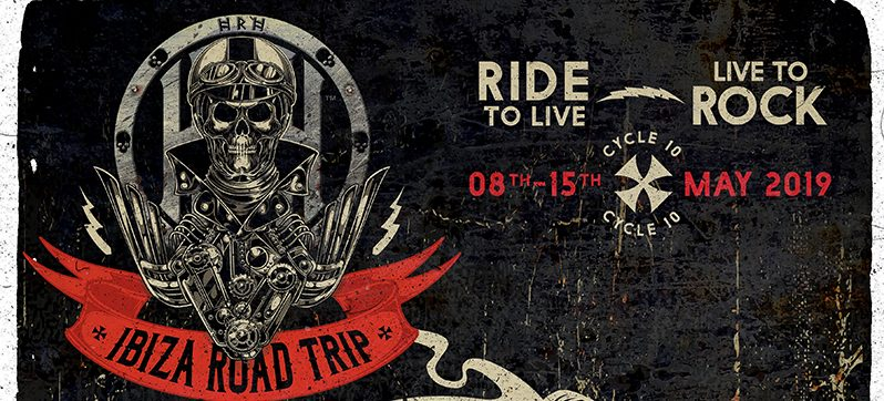 HRH Roadtrip Celebrates 10 Years with a MASSIVE Line-up