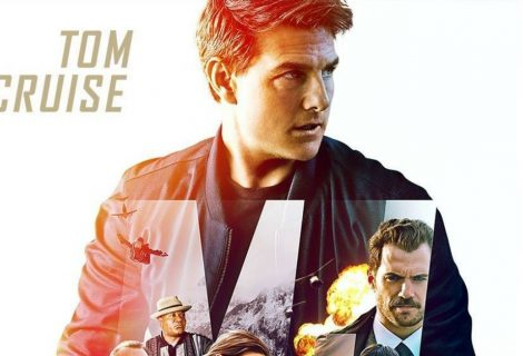 Mission: Impossible Fallout sees Tom Cruise on full Cruise-Control