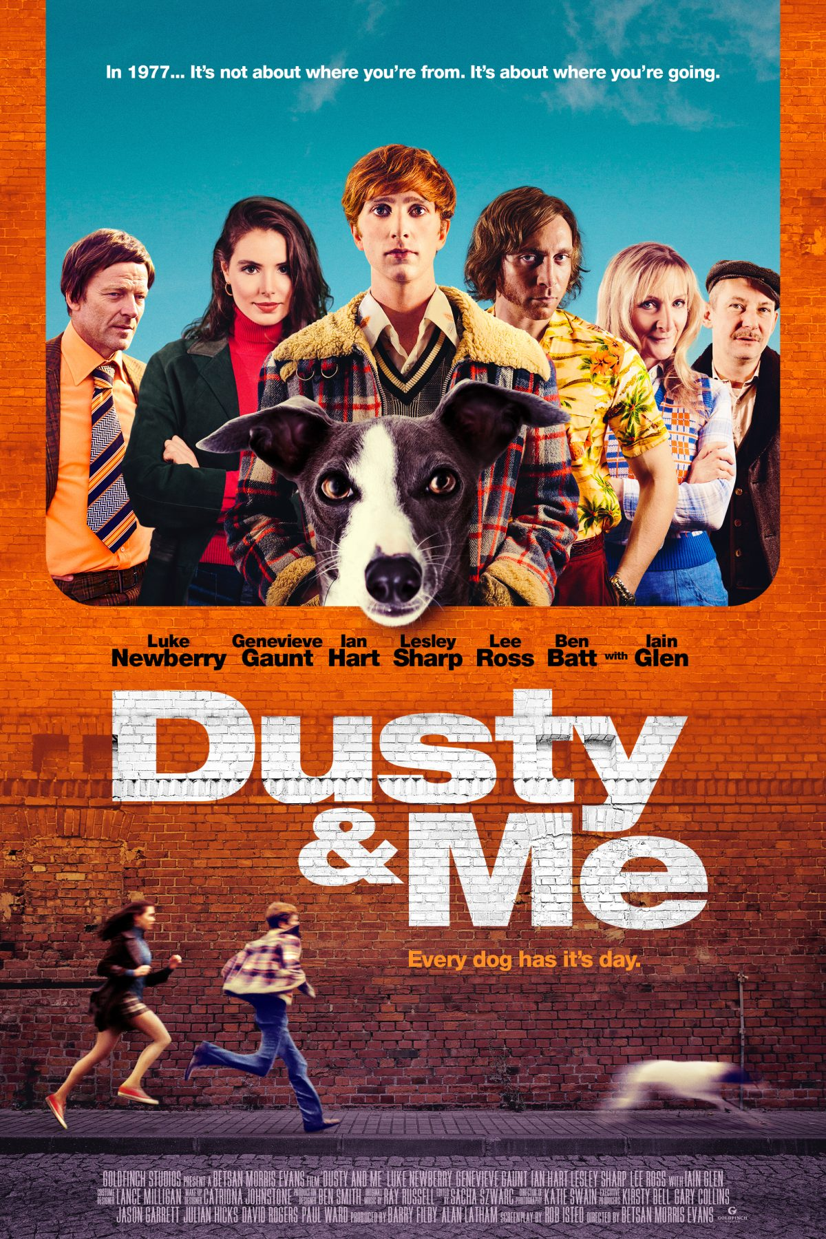 Goldfinch Studios who have announced that Dusty & Me, the heartwarming tale of the bond between man and beast, will be released in selected UK cinemas