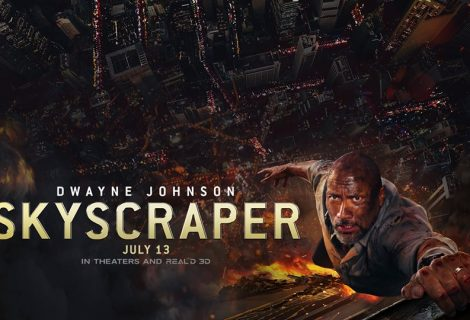 The Dizzy Heights of 'Skyscraper' in RealD 3D – Review