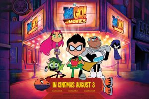 WIN a Teen Titans Go To The Movies Prize Pack