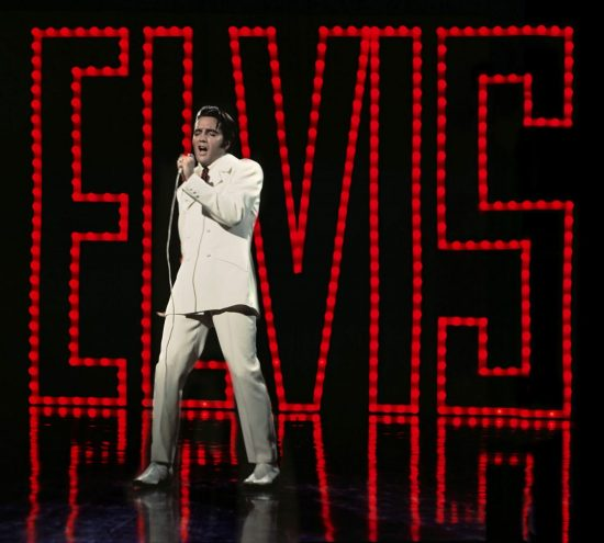 Elvis Presley's Iconic 68' Comeback Special Concert Hits Cinemas