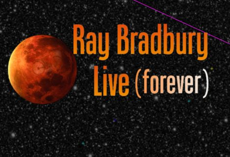 Jeff Farley Recreates Ray Bradbury for Bill Oberst Jr.'s 'Ray Bradbury Live (forever)'