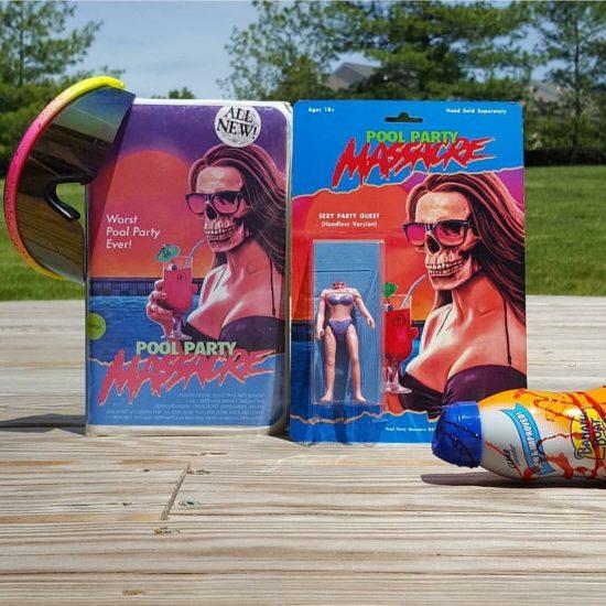 Pool Party Massacre Merchandise