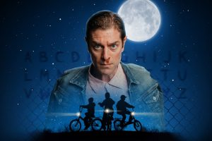 INTERVIEW – One Man Stranger Things – Saturday 29th September, St David's Hall
