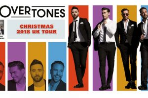 The Overtones announce Venue Cymru as part of their UK Tour