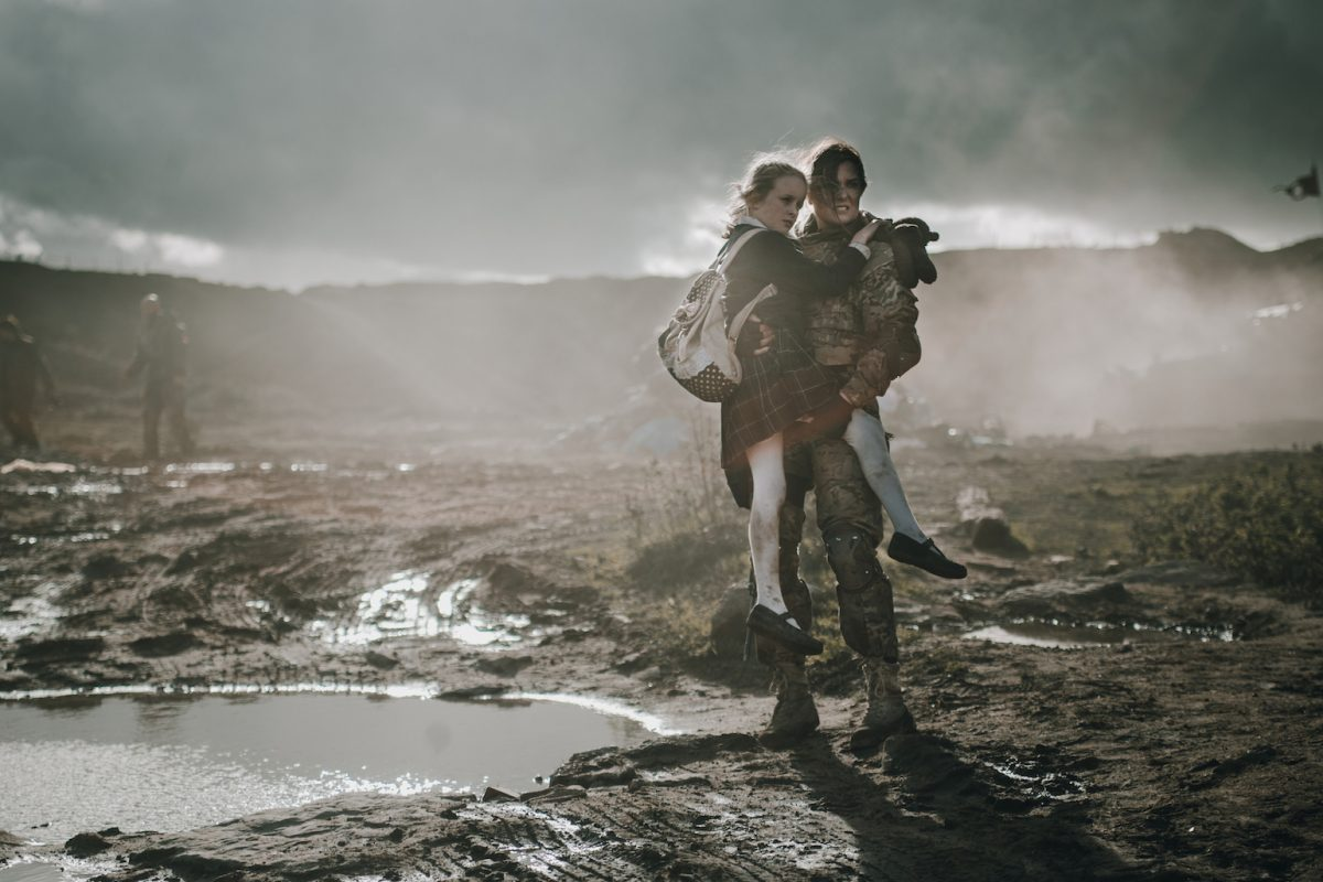 NEW UK trailer & poster for British zombie action epic Redcon-1