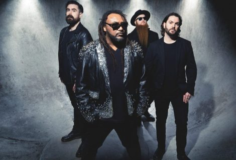 Skindred Announce Extensive UK Winter Tour
