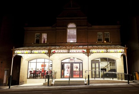 THEATR COLWYN – Free Community Launch of Pantomime