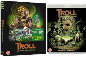Troll the Complete Collection Limited Edition Blu-ray Release
