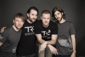 Imagine Dragons team up with the Angry Birds for charity
