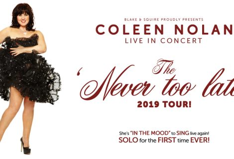 Coleen Nolan 'Now Or Never' 2019 – POSTPONED