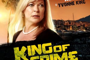 Exclusive interview with 'King of Crime' actress Claire King