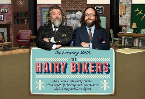 The Hairy Bikers Return to Llandudno in 2019!
