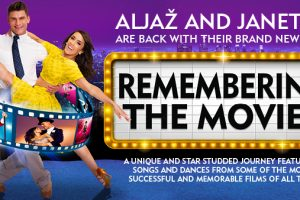 Remembering the Movies with Aljaz and Janette in Their New Show