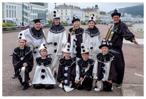 The Pierrots of Llandudno Will Return For One Very Special Celebratory Day
