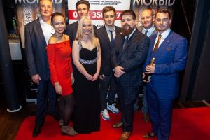 Morbid Sitcom Premiere Delights with a Standing Ovation – Review