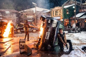 Jackie Chan's Explosive Sci-Fi, 'Bleeding Steel' UK Release News
