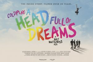 Coldplay Announce the New Movie, A Head Full of Dreams