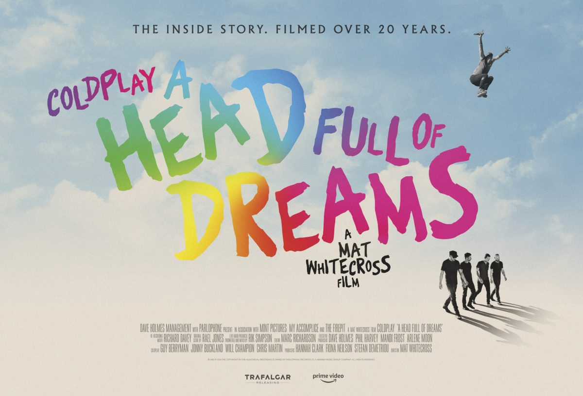 Coldplay A Head Full Of Dreams Film