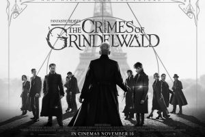 Win a Fantastic Beasts: The Crimes of Grindelwald Prize Pack