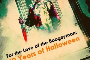 Horror-on-Sea Interview Paul Downey – For the love of the Boogeyman: 40 years of Halloween