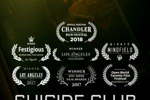 Horror-on-Sea Interview with Suicide Club writer-director Max von Vier