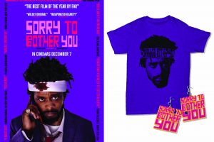 Win One of Three 'Sorry to Bother You' Prize Packs
