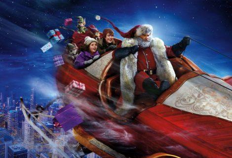 The Christmas Chronicles – Kurt Russell, Best Santa Ever! Netflix Review