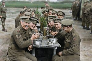 Win 1 of 3 DVDs of the Stunning They Shall Not Grow Old
