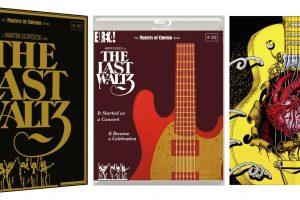WIN The Last Waltz on Blu-ray