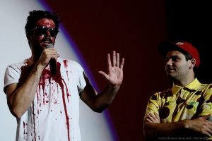 Horror-on-Sea interview with Game of Death co-writer and  director Laurence Morais-Lagace