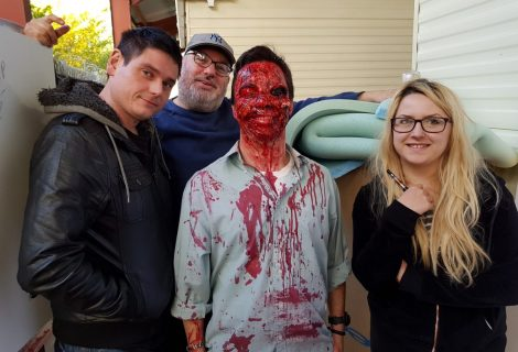 Horror-on-Sea interview with White Goods director and co-writer Bazz Hancher