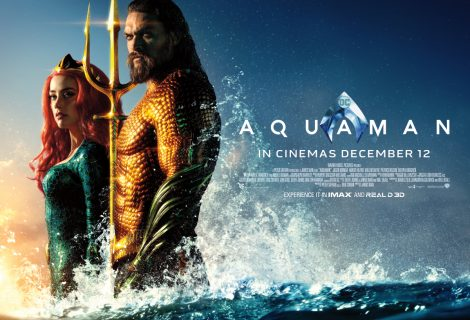 Aquaman Makes a Big Splash in 3D IMAX – Review