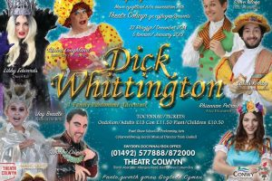 Dick Whittington Delights at Theatr Colwyn thanks to Magic Light Productions