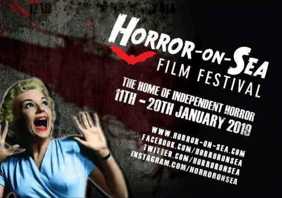 Horror-On-Sea Festival 2019 Flyer