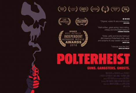 Horror-on-Sea interview with Polterheist director and co-writer David Gilbank