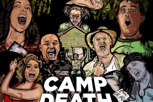 Horror-on-Sea interview with Camp Death III in 2D! director and co-writer Matt Frame