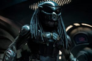 The Predator makes impressive debut at Number 1 on downloads only