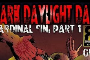 Comic review  Dark Daylight Day: Cardinal Sin Part 1