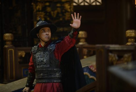 ICEMAN: THE TIME TRAVELER starring Donnie Yen heads to Digital and DVD