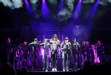 Michael Starring Ben brings a Magical Tribute to the King of Pop to Rhyl