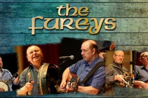 The Fureys head to the Pavilion Theatre, Rhyl this February