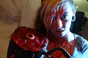 Horror-on-Sea interview with Hooker with a Hacksaw co-writer and director Donald Farmer