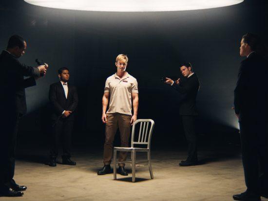 Spy Intervention - Stills, New Trailer and Relese Date • Blazing Minds